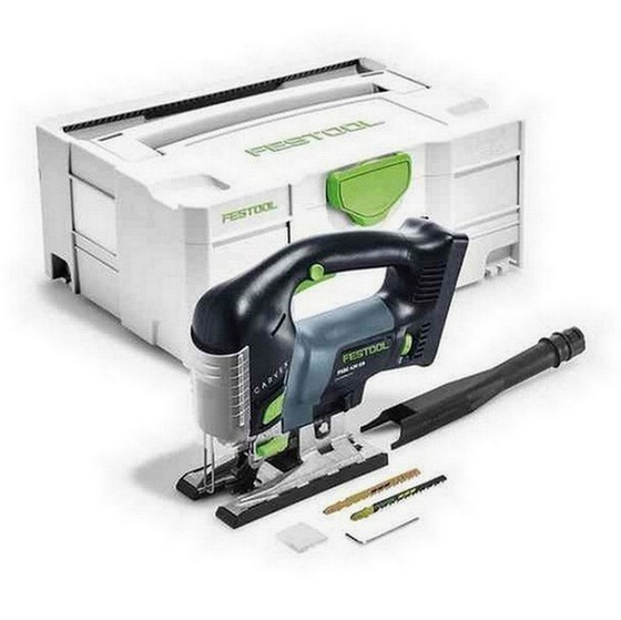 Image of FESTOOL 201379 PSBC420 LI EBBASIC 18V CARVEX JIGSAW BODY ONLY SUPPLIED IN TLOC CASE