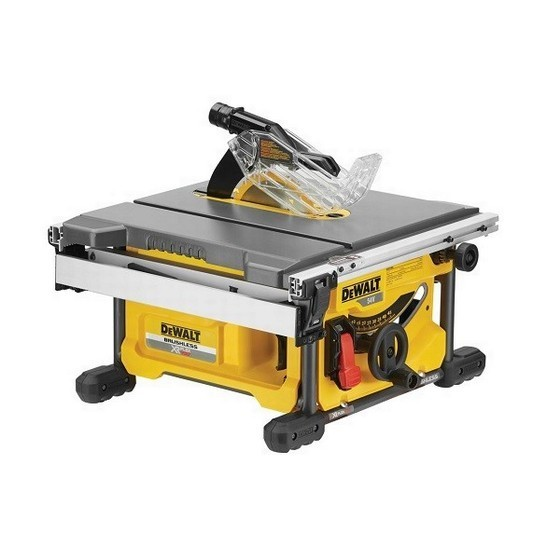 Image of DEWALT DCS7485NXJ 54V XR FLEXVOLT 210MM TABLE SAW BODY ONLY