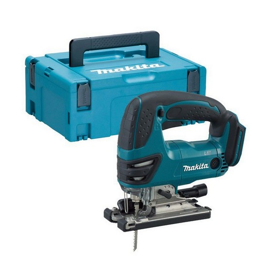 Image of MAKITA DJV180ZJ 18V JIGSAW BODY ONLY SUPPLIED IN A MAKPAC CASE