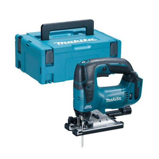 Image of MAKITA DJV182ZJ 18V BRUSHLESS JIGSAW BODY ONLY SUPPLIED IN A MAKPAC CASE