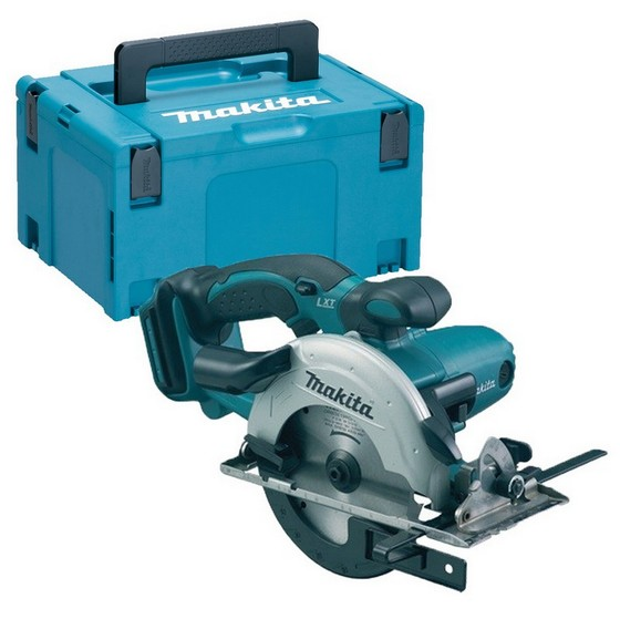 Image of MAKITA DSS501ZJ 18V CIRCULAR SAW BODY ONLY SUPPLIED IN MAKPAC CASE
