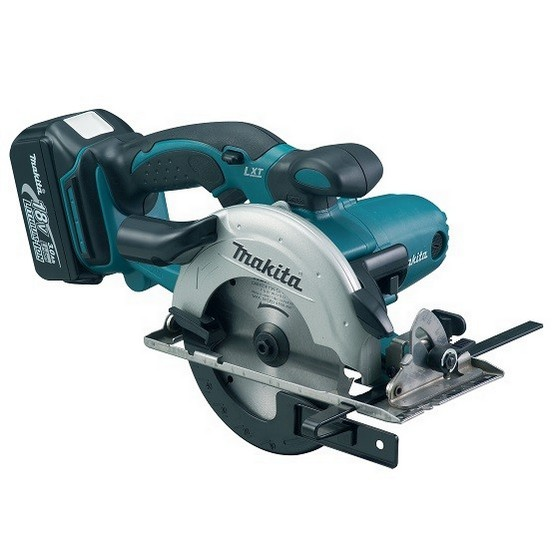 MAKITA DSS501RTJ 18V CIRCULAR SAW WITH 2X 5.0AH LI-ION BATTERIES SUPPLIED IN MAKPAC CASE