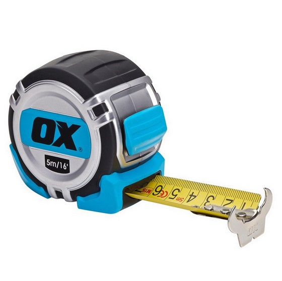 Image of Ox Pro Metricimperial 5m Tape Measure