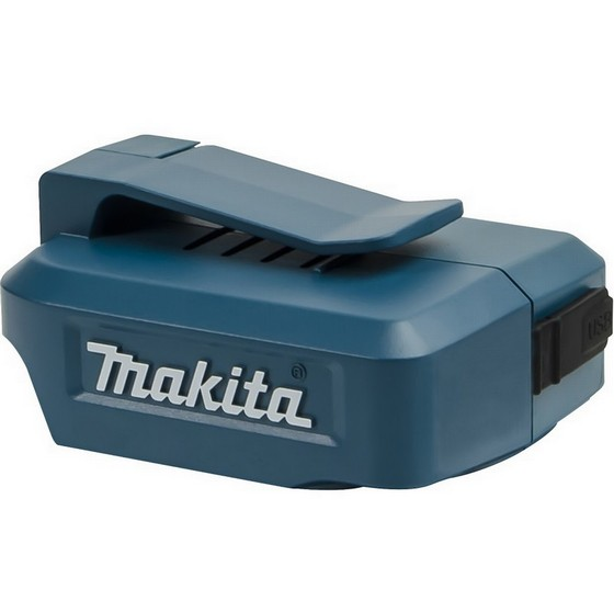 Image of MAKITA DEAADP06 108V CXT USB ADAPTOR BODY ONLY