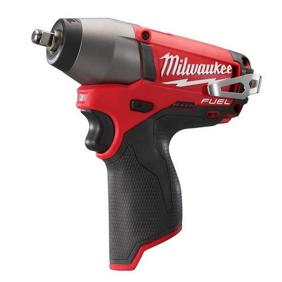 Image of MILWAUKEE M12CIW380 FUEL 12V IMPACT WRENCH BODY ONLY