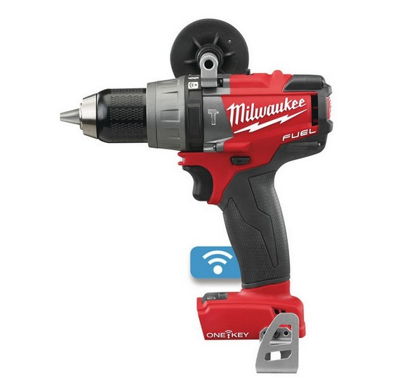 Image of MILWAUKEE M18ONEPD0 18V ONE KEY PERCUSSION DRILL BODY ONLY