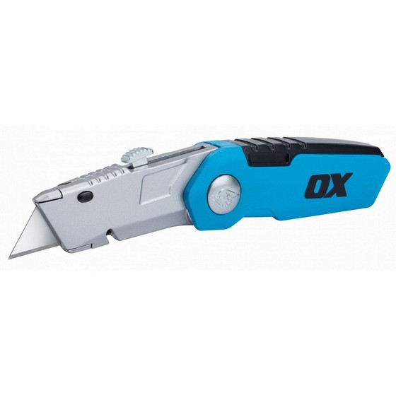 Image of OX PRO RETRACTABLE FOLDING KNIFE