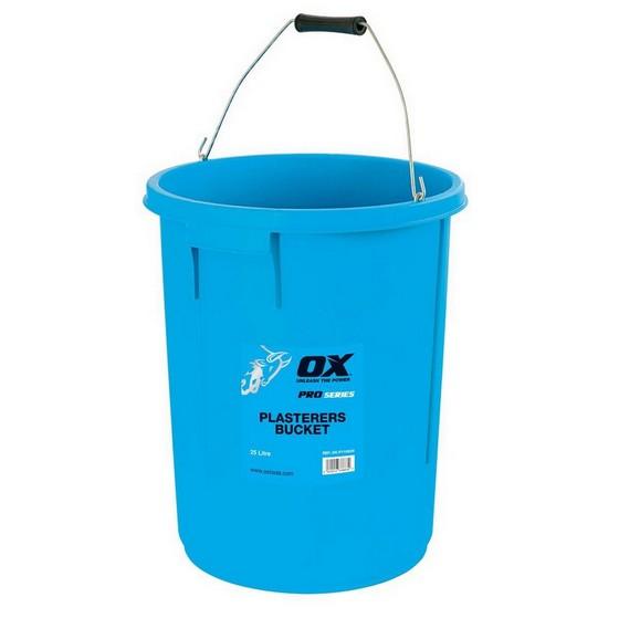 Image of Ox Pro 25 Litre Plasterers Bucket