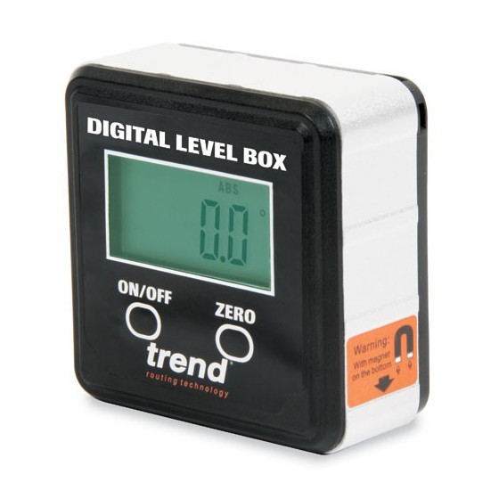 Image of TREND DLB DIGITAL LEVEL BOX WITH STORAGE POUCH