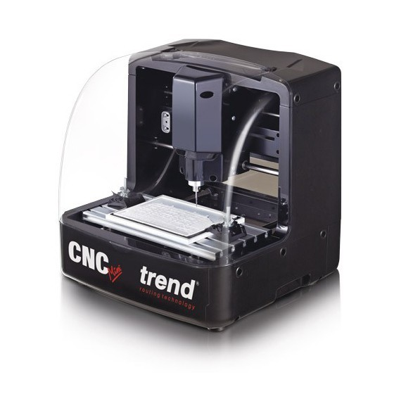 TREND CNCMINI CNC MINI ENGRAVING MACHINE