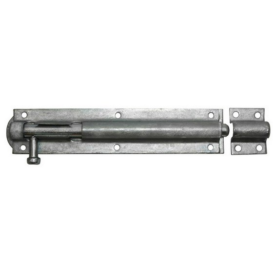 Image of ELIZA TINSLEY 4960942PP STRAIGHT TOWER BOLT 100MM GALVANISED
