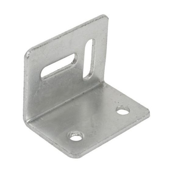 JG 315 TABLE STRETCHER PLATE 38MM BRIGHT ZINC PLATED Ideal for kitchen fitting for example attaching base units to the wall The plates give flexibilit