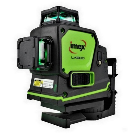 Image of IMEX LX3DG 360 DEGREE MULTILINE LASER WITH GREEN BEAM