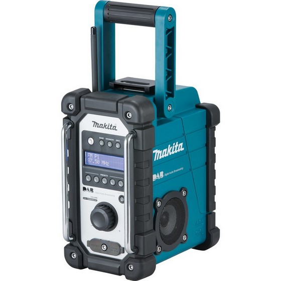 Image of MAKITA DMR109 DAB SITE RADIO 240V
