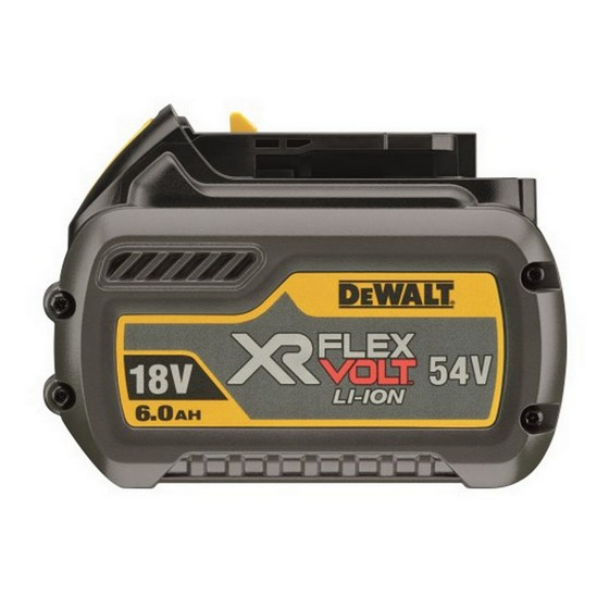 Image of Dewalt Dcb546xj Xr 54v 60ah Flexvolt Liion Battery