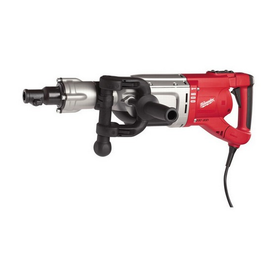 Image of MILWAUKEE KANGO 900K 10KG 21MM HEX BREAKER 240V