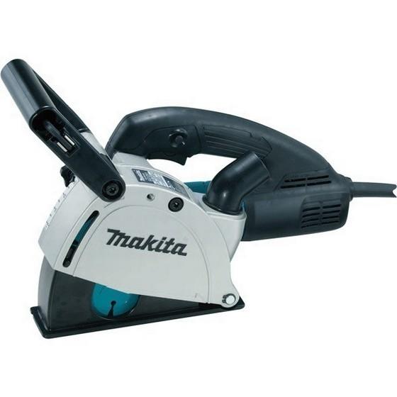 Image of MAKITA SG1251J 125MM WALL CHASER 240V