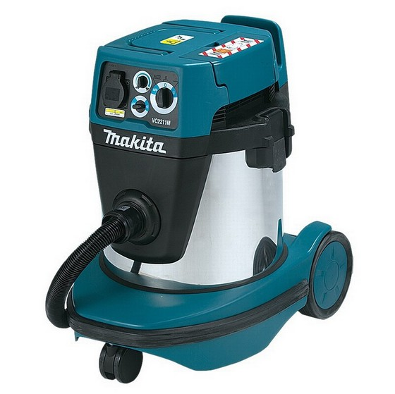 Image of MAKITA VC2211MX12 22L M CLASS DUST EXTRACTOR 240V