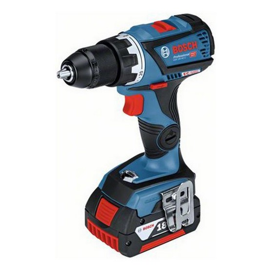Image of BOSCH GSR18V60C 18V DRILL DRIVER BODY ONLY SUPPLIED IN LBOXX