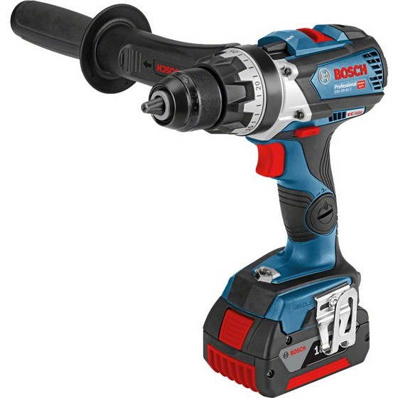 Image of BOSCH GSR18V85C 18V DRILL DRIVER BODY ONLY IN LBOXX
