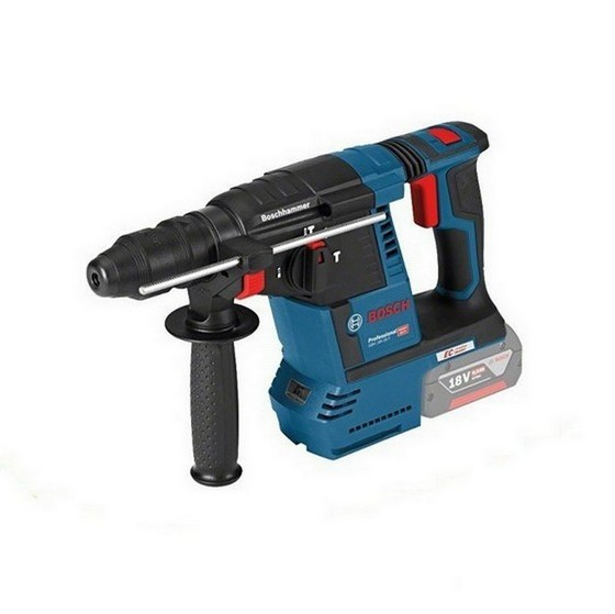 Image of BOSCH GBH18V26 18V BRUSHLESS SDS HAMMER DRILL BODY ONLY SUPPLIED IN LBOXX
