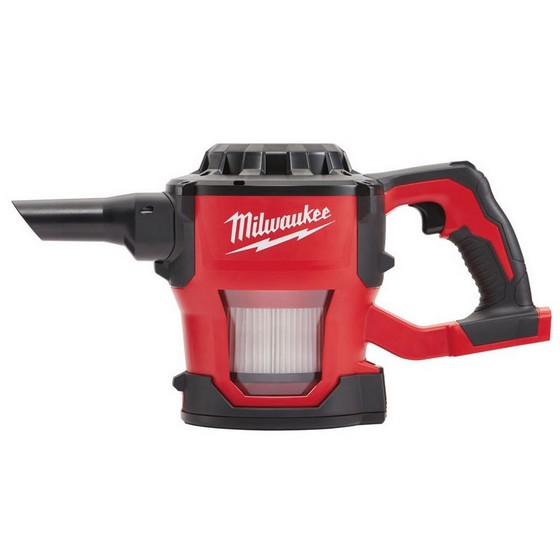 Image of MILWAUKEE M18CV0 18V HAND HELD VACUUM BODY ONLY
