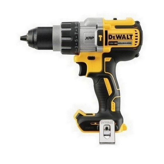 DEWALT DCD996N 18V XR BRUSHLESS HAMMER DRILL DRIVER BODY ONLY