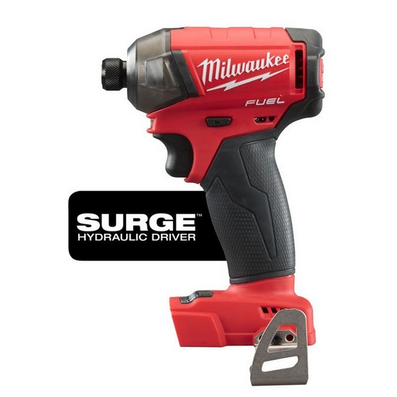 Image of MILWAUKEE M18FQID0 SURGE IMPACT DRIVER BODY ONLY