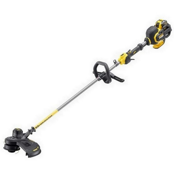 Image of Dewalt Dcm571x1gb 54v Xr Flexvolt Grass Trimmer With 1 X 90ah Liion Battery