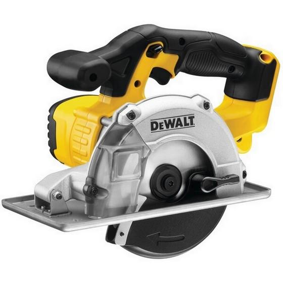 Image of Dewalt Dcs373nxj 18v Xr Metal Cutting Circular Saw Body Only