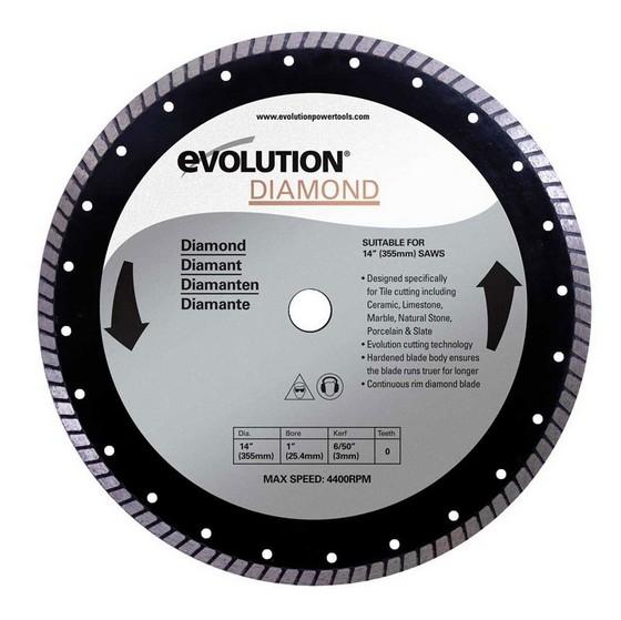 Image of Evolution Diamond Blade 355mm