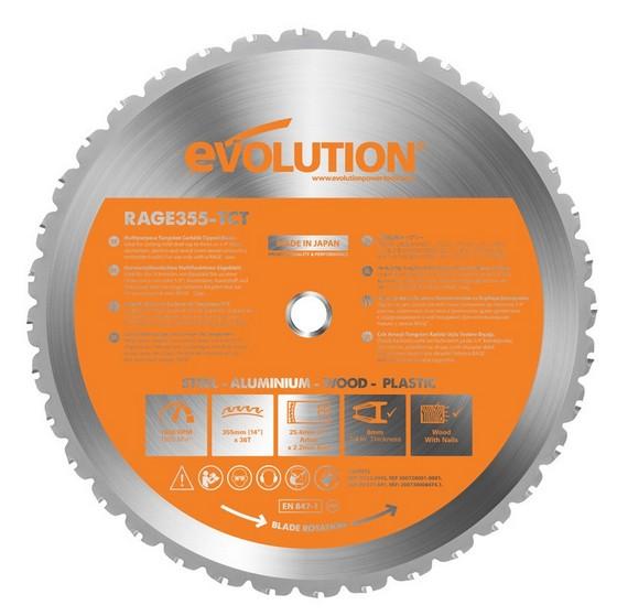 Image of Evolution Multipurpose Blade 355mm