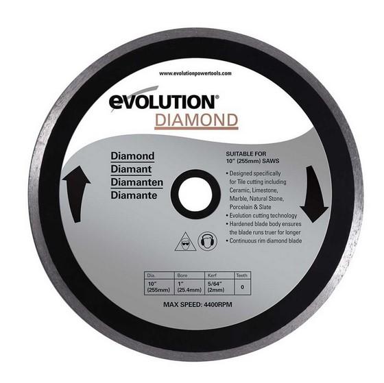 Image of Evolution Diamond Blade 255mm