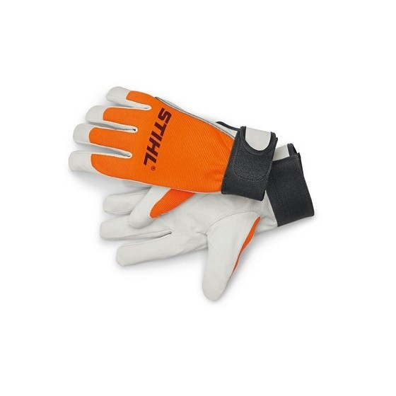 Image of STIHL STANDARD CHAINSAW GLOVES CUT PROTECTION MEDIUM