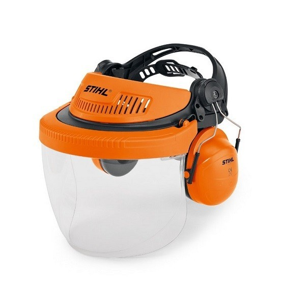 Image of Stihl Face Shield And Ear Protection
