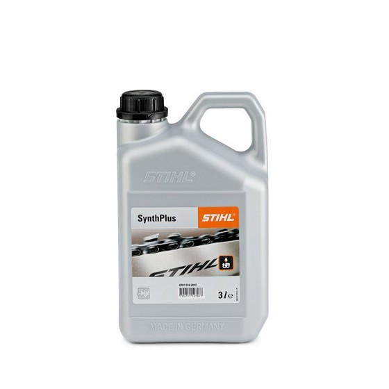 Image of STIHL SYNTH PLUS CHAIN OIL 5 LITRE