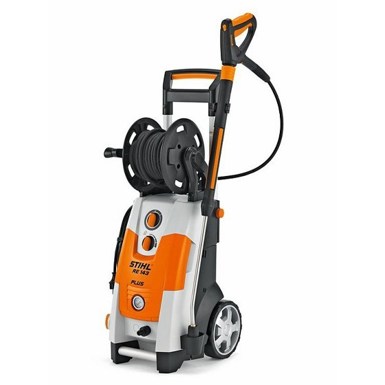 STIHL RE 143 PLUS COLD WATER HIGH PRESSURE WASHER