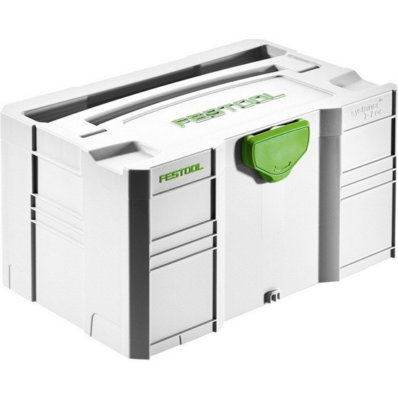 Image of FESTOOL 202544 SYSMINI TL3 MINI SYSTAINER