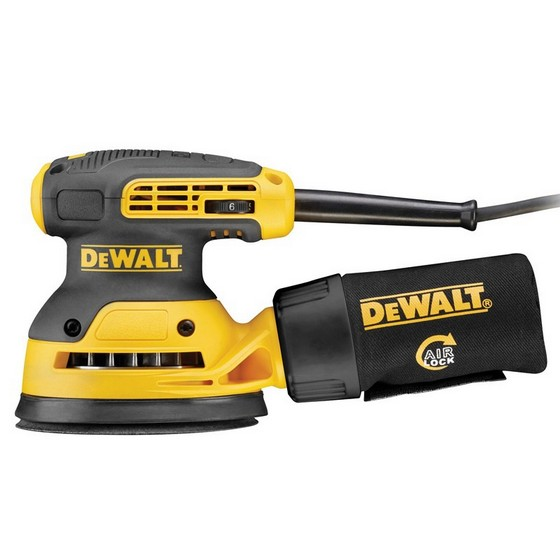 Image of DEWALT DWE6423GB 125MM ORBITAL SANDER 240V