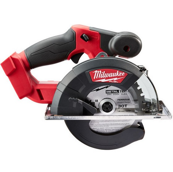 Image of MILWAUKEE M18FMCS0 18V FUEL METAL CUTTING SAW BODY ONLY
