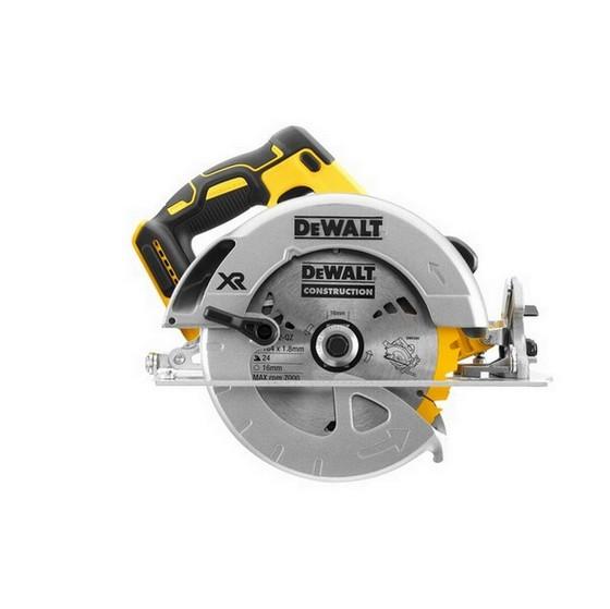 Image of Dewalt Dcs570nxj 18v Brushless 184mm Circular Saw Body Only