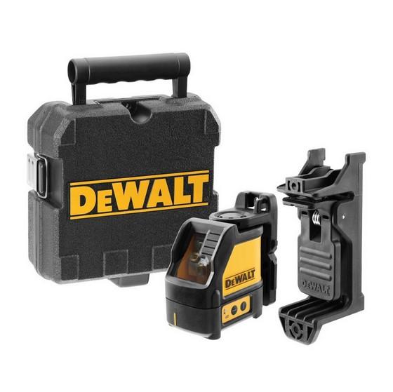 Image of Dewalt Dw088cgxj Green Cross Line Laser
