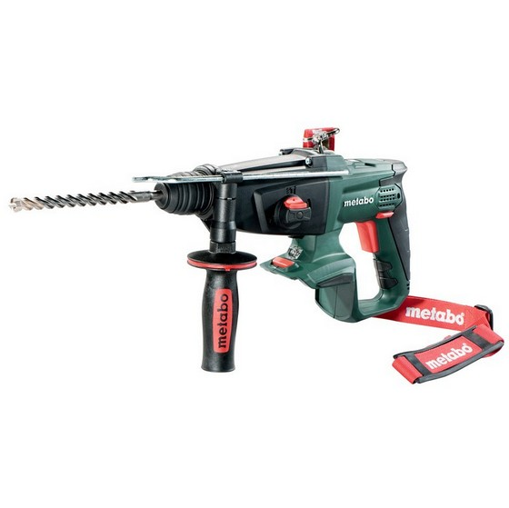 Image of METABO KHA18 LTX SDS HAMMER DRILL BODY ONLY