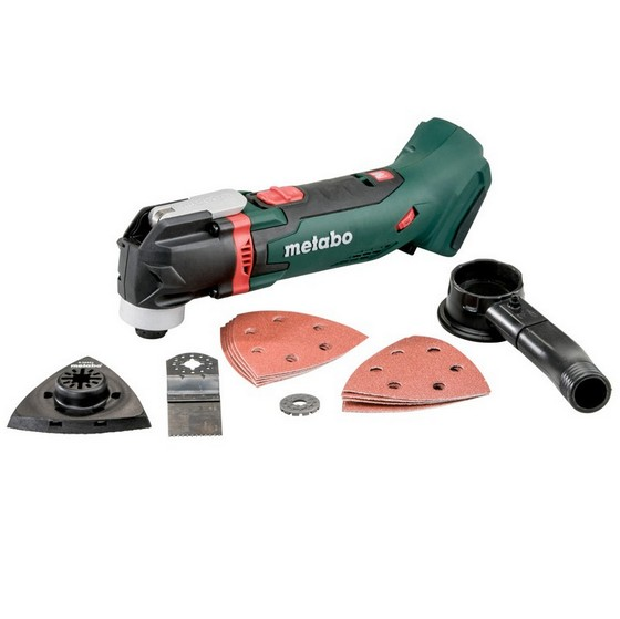 Image of METABO MT 18 LTX 18V MULTITOOL BODY ONLY