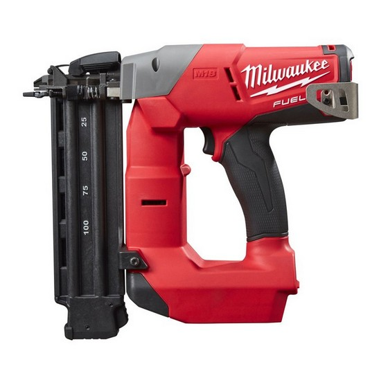 Image of MILWAUKEE M18CN18GS0 18V GAUGE BRAD NAIL FINISH NAILER BODY ONLY
