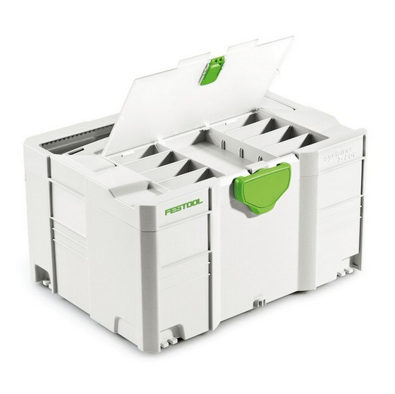 Image of FESTOOL 498390 TLOC DF SYS 3 TLDF SYSTAINER