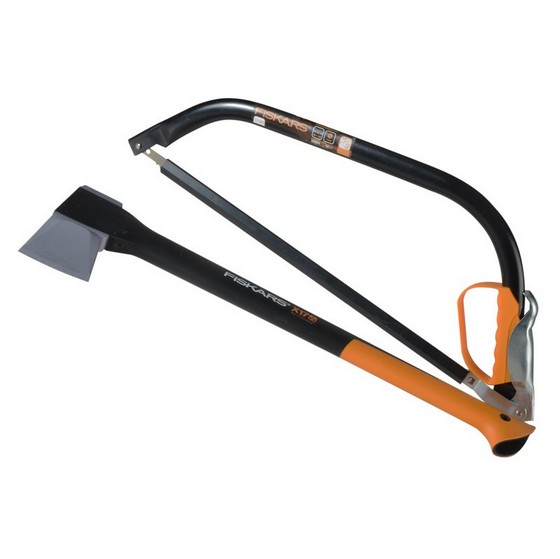 Home & Garden|Tools & Electrical Tools|Axes FISKARS SPLITTING AXE 34LB WITH 5300MM BOWSAW
