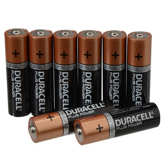 Home & Garden|Tools & Electrical Tools DURACELL 8 X AA BATTERY MULTIPACK