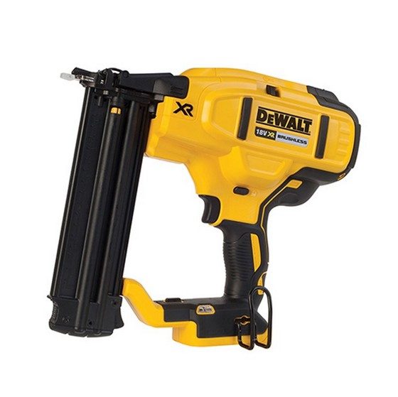 Image of Dewalt Dcn680nxj 18v Brushless Brad Nailer Body Only