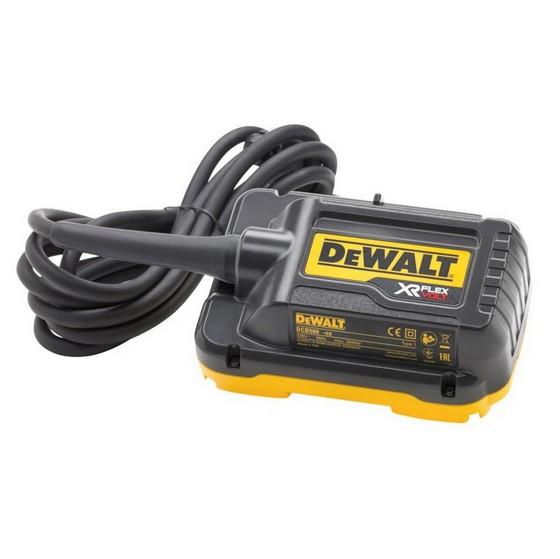 Image of Dewalt Dcb500gb Mains Adaptor 240v